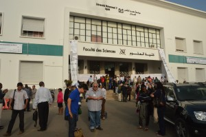 Neuroscientists gather at the SONA conference held in Rabat, Morroco